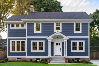 Exterior House Color in Omaha