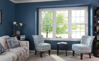 Double hung vs single hung windows