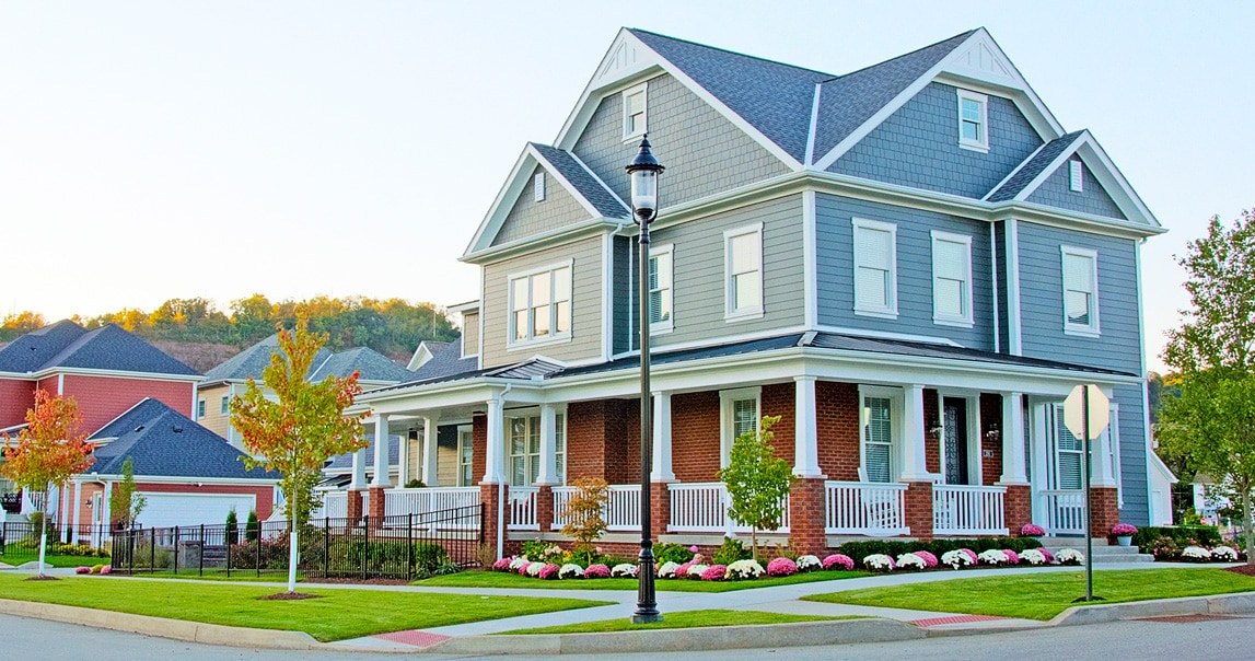 Types of Siding for Your Omaha Home